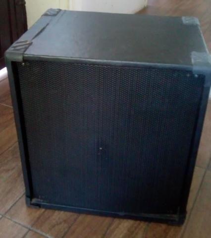 Cubo de baixo ou sub de voz Fran 150w RMS