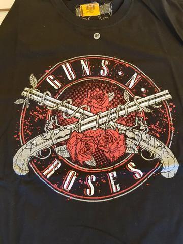 Camisetas Galeria do Rock