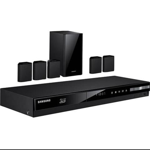 Home Theater 3D SAMSUNG