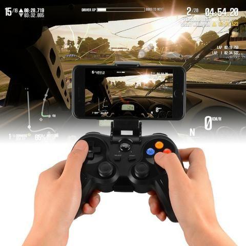 Controle joystick bluetooth GamePad ÍPEGA 9078 / PC Notebook Smartphones