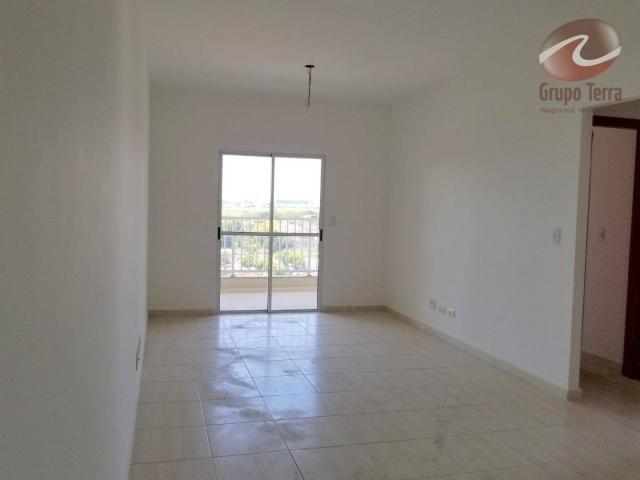 Apartamento à venda, 70 m² por r$ 330.000,00 - jardim satélite - são josé dos campos/sp