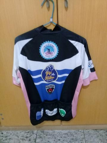 Camisa ciclismo TSDB unissex