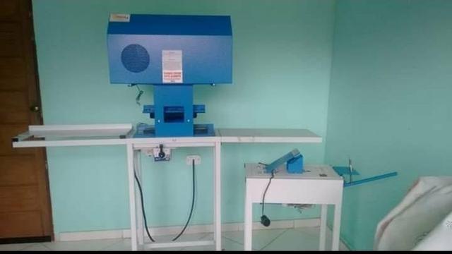Máquina compacta print
