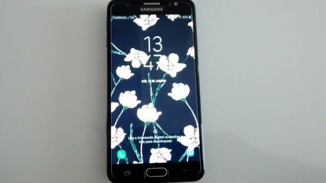 Samsung J7 Prime com nota fiscal e na garantia