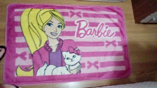 Tapete Infantil Original Barbie