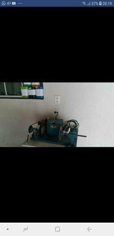 Máquina de Enrolar linhas para soltar pipa