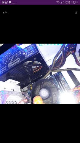 PC gamer com tudo novo roda todos jogos atuais