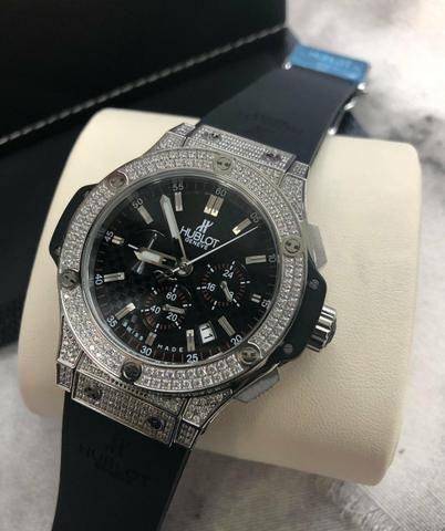 8a560c5236133 Hublot ® Melhor Preço do RS - Consulte Novos - Bijouterias, relógios ...