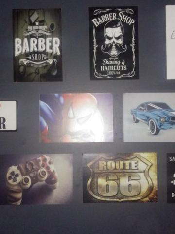 Vendo placas personalizadas