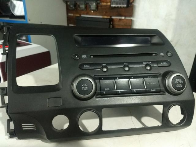 Radio original New Civic 2008