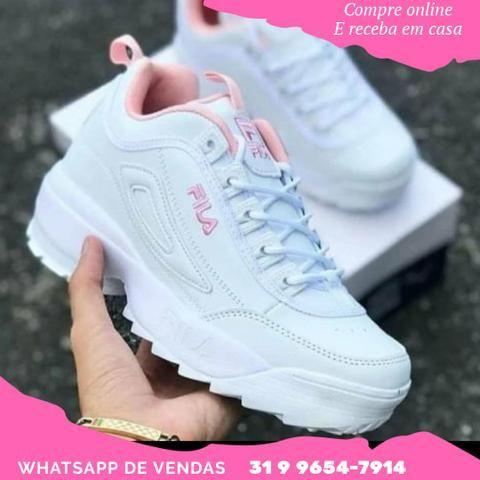 fd8f20f074b Tênis Feminino Promoção - Roupas e calçados - Centro