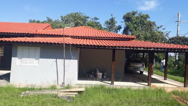 Artur Nogueira - Chácara 1.200 m² c/ casa 02 quartos - - Foto 2