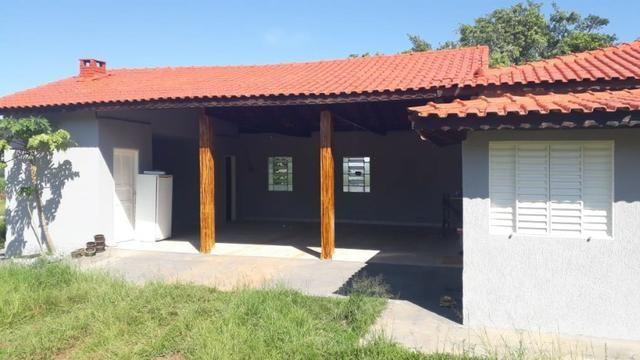 Artur Nogueira - Chácara 1.200 m² c/ casa 02 quartos -