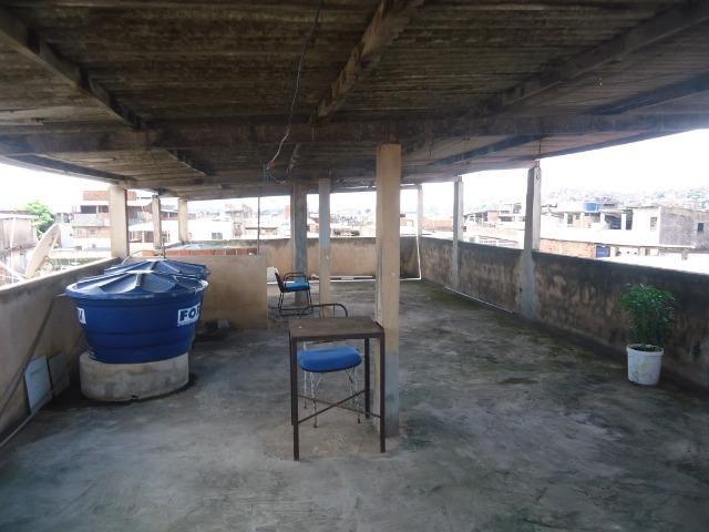Casa em Uruguai, 3 Quartos com laje livre - Foto 10