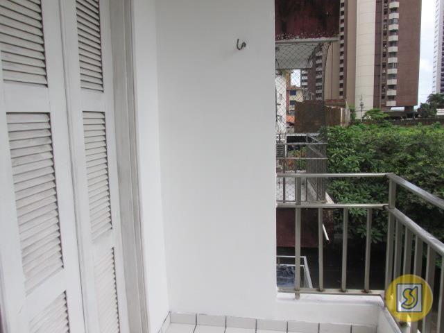 Apartamento para alugar com 3 dormitórios em Meireles, Fortaleza cod:11444 - Foto 3