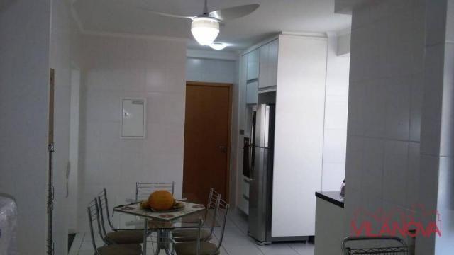 Apartamento com 3 dormitórios à venda, 130 m² por r$ 1.000.000,00 - altos do esplanada - s - Foto 3