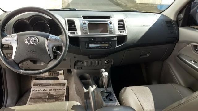 Toyota Hilux SRV 4x4 3.0 Diesel Aut - Foto 8