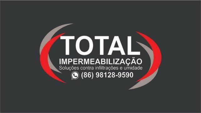 Serviço de impermeabilização - manta asfaltica, argamassa polimerica, manta liquida