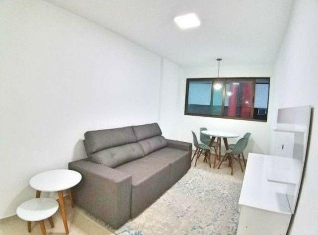 Apartamento quarto e sala mobiliado Edf. Le Grand - 42M² - Foto 16