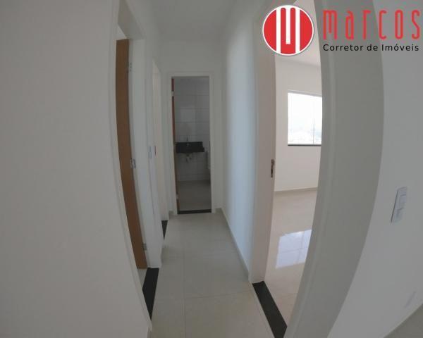 Apartamento para locação 3 quartos, amplo e novíssimo na Praia do Morro. - Foto 13
