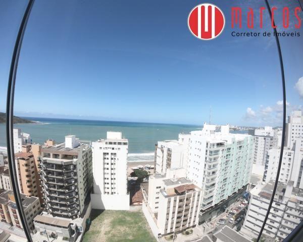 Apartamento para locação 3 quartos, amplo e novíssimo na Praia do Morro. - Foto 4