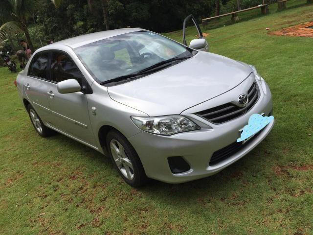 Corolla 2014 Novo