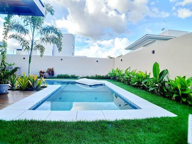 JD/Casa Duplex 350m2 no Alphaville Luxo e Sofisticação - Foto 2