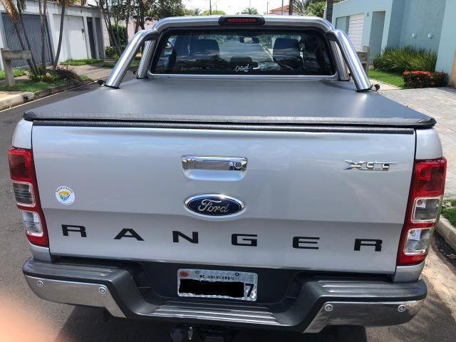 Ranger XLT 2013/2014 Flex Particular Unico Dono - Foto 7