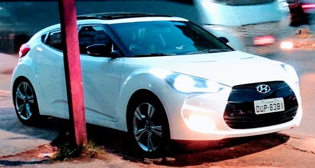Veloster 2013, modelo mais top