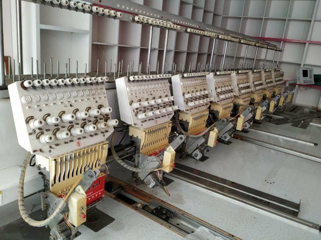 Vendo máquina de bordado Sun special - Foto 5