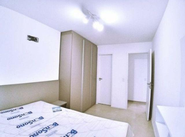 Apartamento quarto e sala mobiliado Edf. Le Grand - 42M² - Foto 10