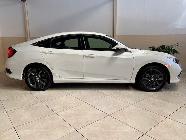 Honda Civic EXL 2.0 * Igual Zero Km * 4.000 Kms Sem Um Detalhe, Branco Perolizado, 2020 - Foto 13