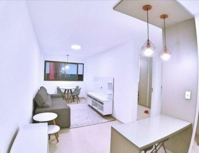 Apartamento quarto e sala mobiliado Edf. Le Grand - 42M² - Foto 17