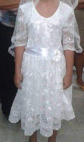 Vestido para Batizado ou Primeira Eucaristia  - Foto 6