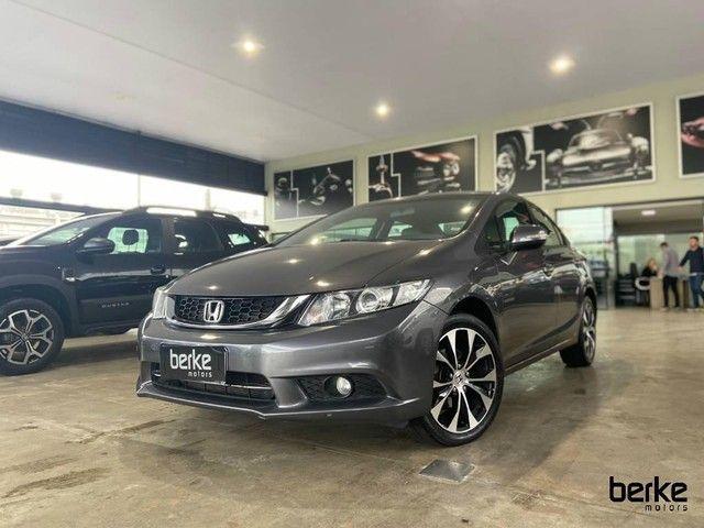 Honda Civic Sedan LXR 2.0 Flexone 16V Aut. 4p - Foto 2