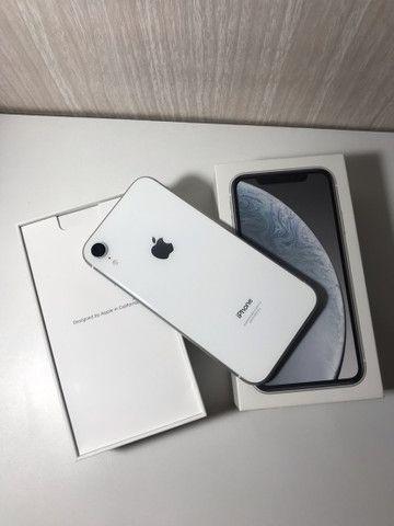 iPhone Xr 64g branco novo - Foto 2