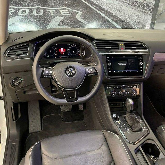 VW TIGUAN ALLSPACE COMFORTLINE 250 TSI 1.4 FLEX 07LG AUT 2019/2020  - Foto 9