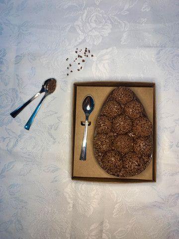 Ovos de colher gourmet  - Foto 6
