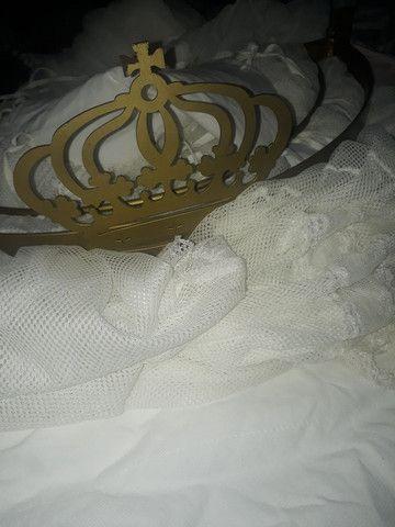 véu de berço dossel  - Foto 5