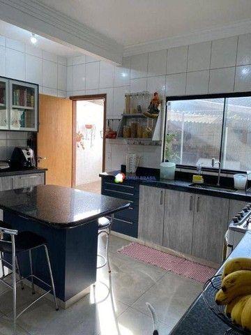 Sobrado com 3 dormitórios à venda, 120 m² por R$ 550.000,00 - Jardim da Luz - Goiânia/GO - Foto 13