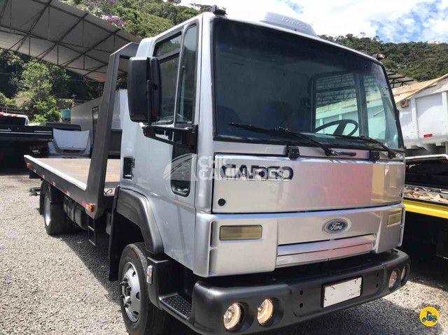 Ford Cargo 712 Prancha / plataforma / socorro / reboque / guincho - Foto 6