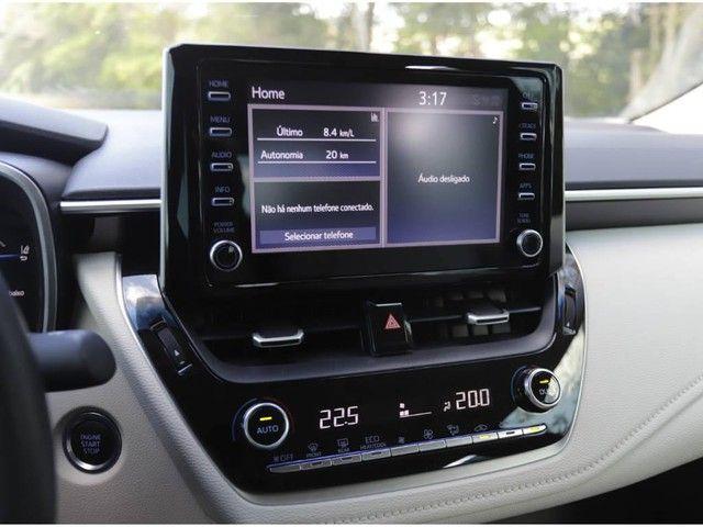 Toyota Corolla ALTIS PREMIUM 2.0 DIRECT SHIFT FLEX - Foto 16
