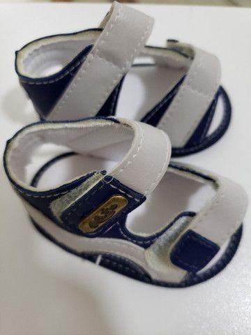 Sapatos recém nascido - Foto 2
