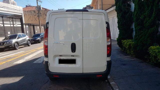 Fiat Fiorino Working Hard Flex Branco Utilitario Completo 2020 - Foto 2