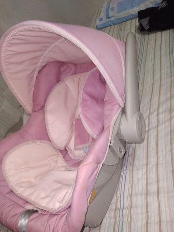 Bebê conforto da galzerano  - Foto 2