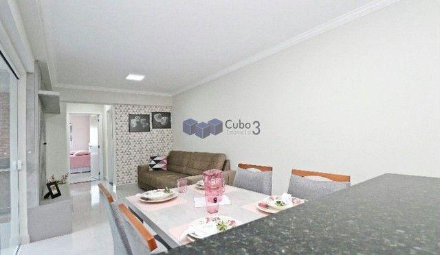 Apartamento com 2 dormitórios à venda, 59 m² por R$ 359.000,00 - Fanny - Curitiba/PR - Foto 4