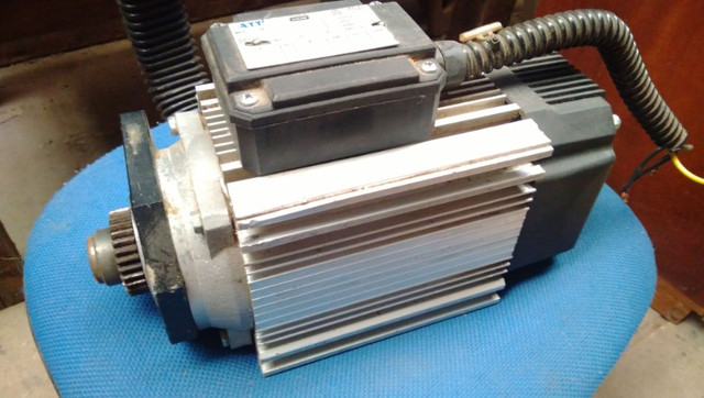 motor eletrico italiano trifasico - Foto 5