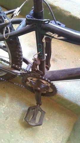 Bicicleta aro 24  - Foto 5