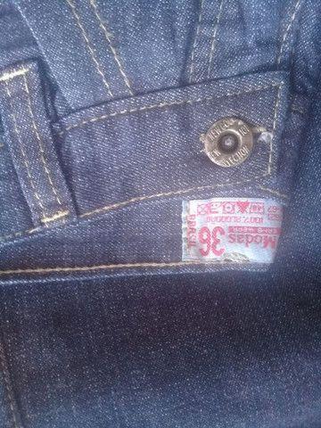 calça jeans só numero 36
