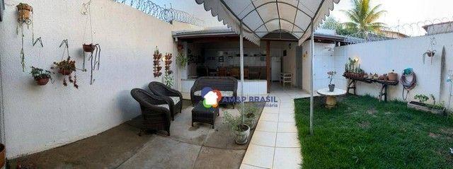 Sobrado com 3 dormitórios à venda, 120 m² por R$ 550.000,00 - Jardim da Luz - Goiânia/GO